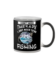 i just need to go fishing Color Changing Mug thumbnail