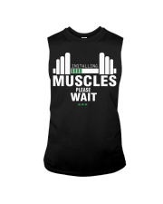 Gym Gym Sleeveless Tee front