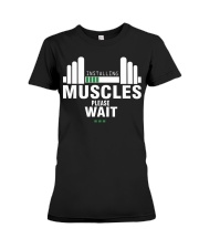 Gym Gym Premium Fit Ladies Tee thumbnail