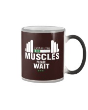 Gym Gym Color Changing Mug thumbnail