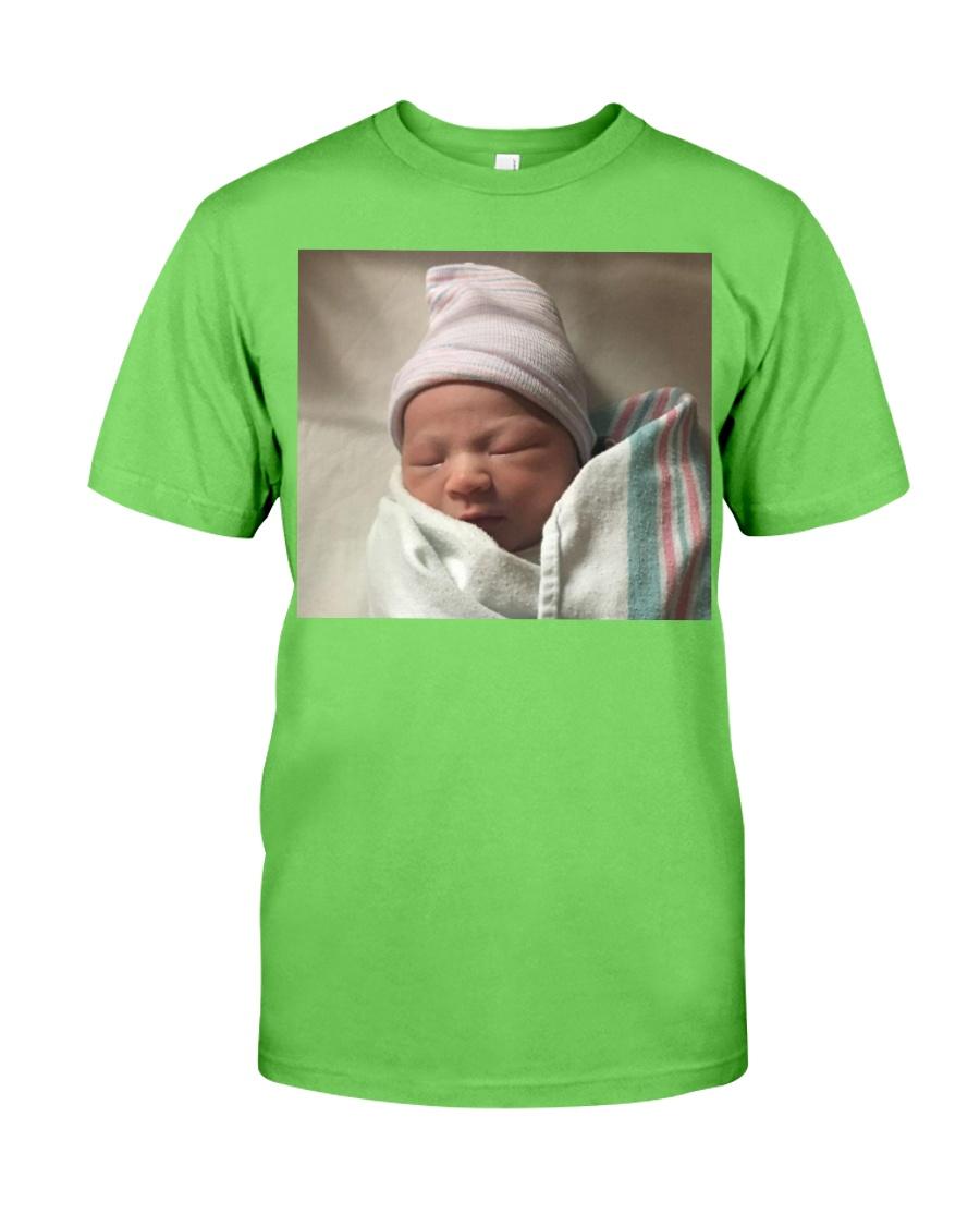 hazel Classic T-Shirt