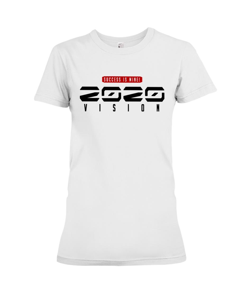 2020 VISION T-SHIRT Premium Fit Ladies Tee