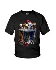 Halloween mirror Youth T-Shirt thumbnail