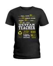 GUITAR TEACHER Ladies T-Shirt thumbnail