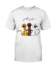 I AM SO MEOWGICAL Classic T-Shirt front