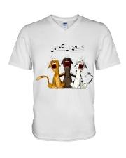 I AM SO MEOWGICAL V-Neck T-Shirt thumbnail