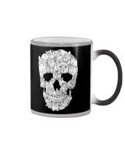 Cats Skull Color Changing Mug color-changing-right