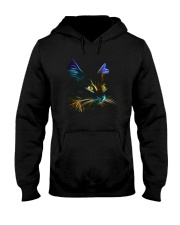 3D Lighting Cat Hooded Sweatshirt thumbnail