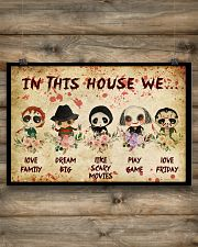 In This House We 24x16 Poster poster-landscape-24x16-lifestyle-15