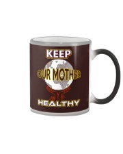 Keep Our Mother Healthy Color Changing Mug thumbnail