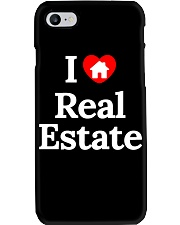 real estate shirt Phone Case thumbnail