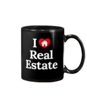 real estate shirt Mug thumbnail