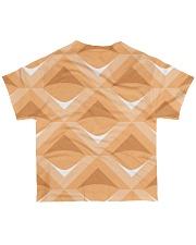Waffle Tshirt All-over T-Shirt back