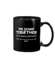 We Stand Together at a Safe Distance Mug thumbnail