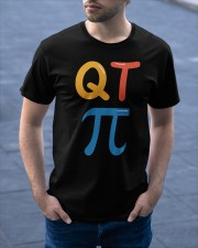 Cutie Pi Classic T-Shirt apparel-classic-tshirt-lifestyle-front-46