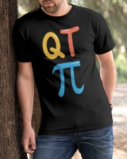 Cutie Pi Classic T-Shirt apparel-classic-tshirt-lifestyle-front-51