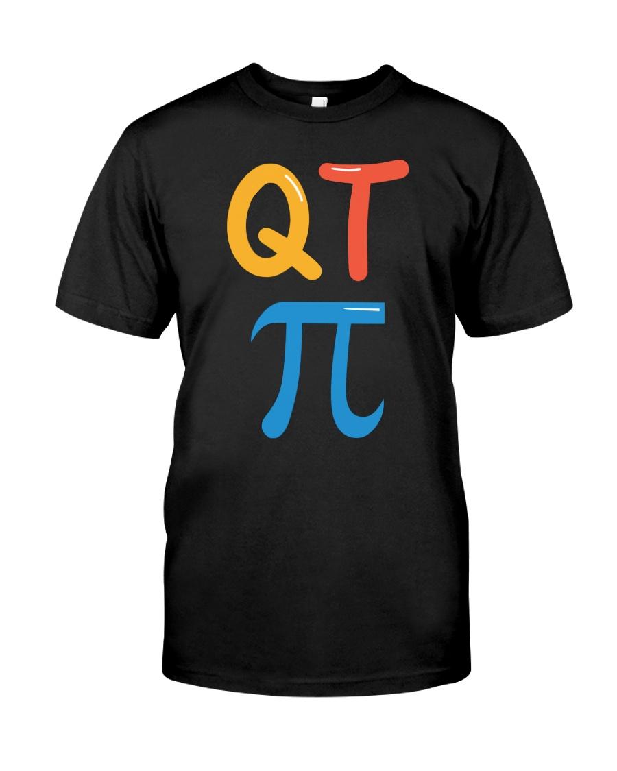 Cutie Pi Classic T-Shirt
