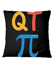 Cutie Pi Square Pillowcase thumbnail