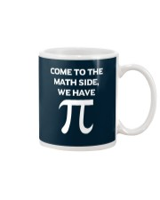 Come to the Math Side Mug tile