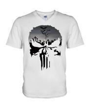 Punisher V-Neck T-Shirt thumbnail