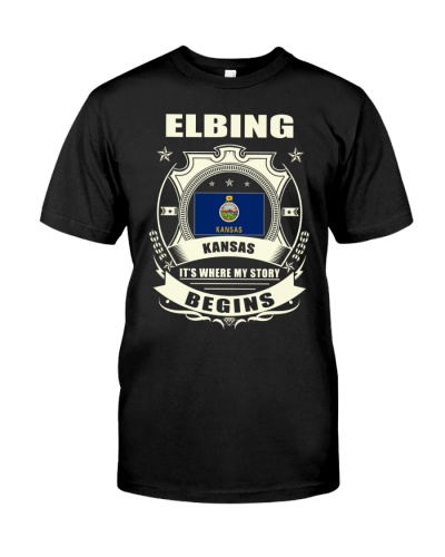 Elbing-KS proud perfect Tee