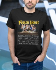 Fuller House Signatures Classic T-Shirt apparel-classic-tshirt-lifestyle-front-45