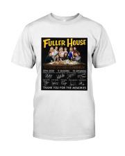Fuller House Signatures Classic T-Shirt tile