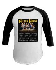 Fuller House Signatures Baseball Tee thumbnail