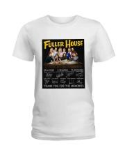 Fuller House Signatures Ladies T-Shirt thumbnail
