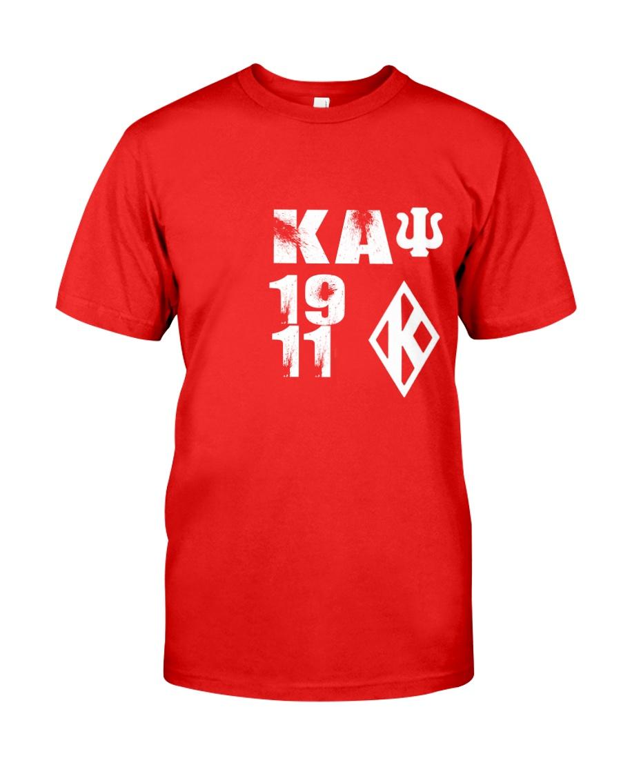 Kappa Alpha Psi Boosie T Shirt Classic T-Shirt