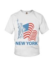 usa statue Youth T-Shirt thumbnail