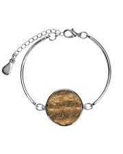 Austrian Jagdkommando pixeltarnung desert camo Metallic Circle Bracelet thumbnail