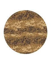 Austrian Jagdkommando pixeltarnung desert camo Circle Coaster thumbnail