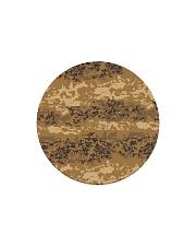 Austrian Jagdkommando pixeltarnung desert camo Circle Magnet thumbnail