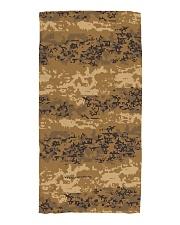 Austrian Jagdkommando pixeltarnung desert camo Beach Towel thumbnail