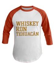 Whiskey Ron Tehuacán Baseball Tee thumbnail