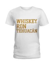 Whiskey Ron Tehuacán Ladies T-Shirt thumbnail