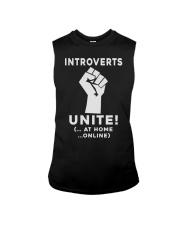 Introvert Unite Sleeveless Tee thumbnail