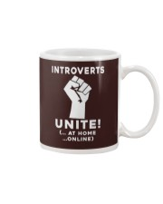 Introvert Unite Mug thumbnail