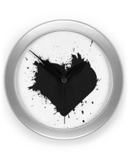 Black Heart Wall Clock Wall Clock front