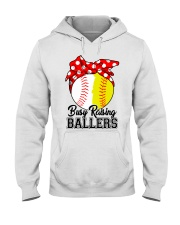 Busy Raising Ballers  Hooded Sweatshirt thumbnail