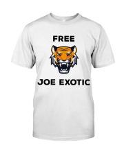 Joe Exotic t shirt Classic T-Shirt front