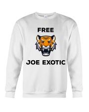 Joe Exotic t shirt Crewneck Sweatshirt thumbnail