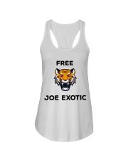 Joe Exotic t shirt Ladies Flowy Tank thumbnail