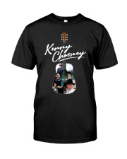 Kenny Chesney Guitar Shirt Classic T-Shirt front