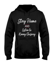 Stay home with kenny chesney Hooded Sweatshirt thumbnail