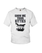 show me your kitties Youth T-Shirt thumbnail