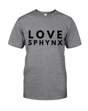 love sphynx Classic T-Shirt thumbnail