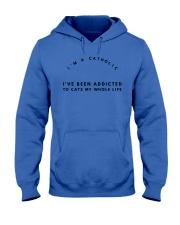 i'm a catholic Hooded Sweatshirt thumbnail