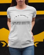 i'm a catholic Ladies T-Shirt apparel-ladies-t-shirt-lifestyle-04